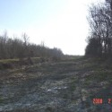 """This is a great deer hunting area.To the left of the ditch is """"Warrior Hunting Club""""."""