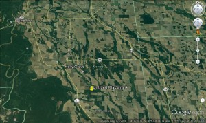 520 acres at Holly Grove