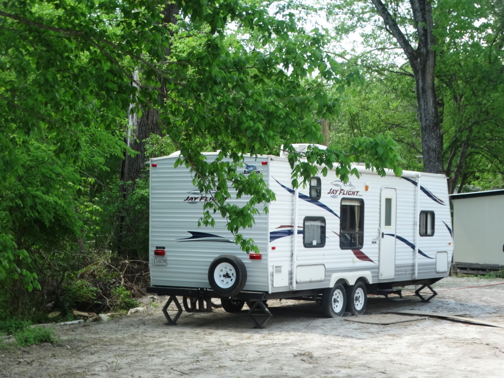 Land for sale with rv hook up