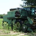 Older combine included