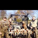 Sucessful Hunt at the Club