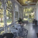 Screen Porch on 2nd floor