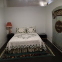 One of two bedrooms in apt.