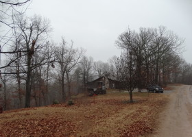 Cabin and 86 acres