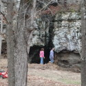 1 of 2 caves
